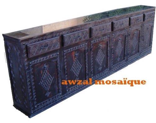 art berbere artisanat marocain meuble marocain canap marocaine salon marocain d coration. Black Bedroom Furniture Sets. Home Design Ideas